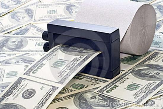 Tiskanje denarja