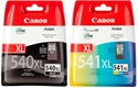Komplet kartuš Canon PG-540XL + CL-541XL, original