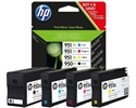 Komplet kartuš HP C2P43AE nr.950/951XL (BK/C/M/Y), original