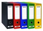 Registrator Fornax A4/80 v škatli (črna), 11 kosov