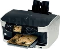 Brizgalni tiskalnik Canon MP800