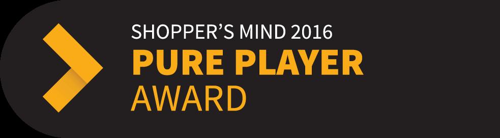 PRINTINK.si - Pure Player Award