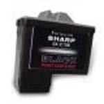 Kartuša za Sharp UX-C70B (črna), kompatibilna