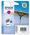 Kartuša Epson T0443 (škrlatna), original