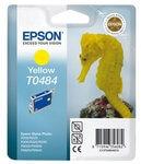 Kartuša Epson T0484 (rumena), original