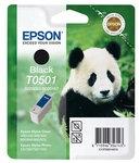 Kartuša Epson T0501 (črna), original