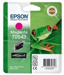 Kartuša Epson T0543 (škrlatna), original