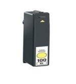 Kartuša za Lexmark 14N1071E nr.100XL (rumena), kompatibilna