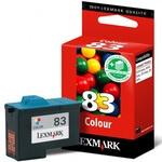 Kartuša Lexmark 18L0042 nr.83 (barvna), original