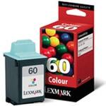 Kartuša Lexmark 17G0060 nr.60 (barvna), original
