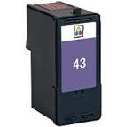 Kartuša za Lexmark 18YX143E nr.43XL (barvna), kompatibilna