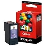 Kartuša Lexmark 18Y0141E nr.41 (barvna), original