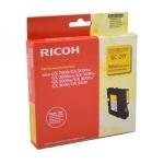 Gel kartuša Ricoh GC21Y (405535) (rumena), original