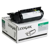 Toner Lexmark 12A7465 (črna), original