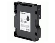 Gel kartuša Ricoh GC41BK HC (405761) (črna), original