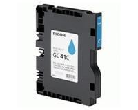 Gel kartuša Ricoh GC41C HC (405762) (modra), original