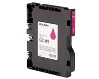 Gel kartuša Ricoh GC41M HC (405763) (škrlatna), original