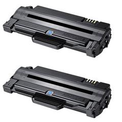 Komplet tonerjev za Samsung MLT-D1052L (črna), dvojno pakiranje, kompatibilen