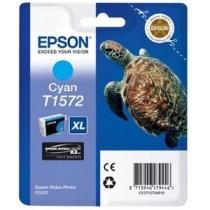 Kartuša Epson T1572 (modra), original