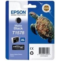Kartuša Epson T1578 (matt črna), original