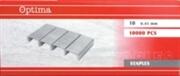 Sponke za spenjač Optima št. 10, 1000 kosov