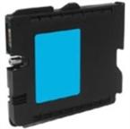 Gel kartuša za Ricoh GC31C (405689) (modra), kompatibilna