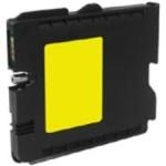 Gel kartuša za Ricoh GC21Y (405535) (rumena), kompatibilna
