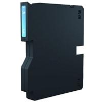 Gel kartuša za Ricoh GC41C (405762) (modra), kompatibilna