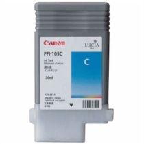 Kartuša Canon PFI-106C (modra), original