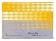 Obrazec blagajniški izdatek (6620), 2 kosa