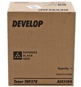 Toner Develop TNP-27 (A0X51D4) (črna), original