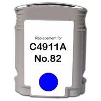 Kartuša za HP C4911A nr.82 (modra), kompatibilna