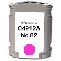 Kartuša za HP C4912A nr.82 (škrlatna), kompatibilna