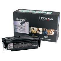 Toner Lexmark 12A8425 (črna), original