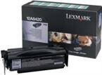 Toner Lexmark 12A8420 (črna), original