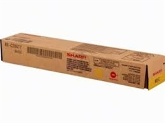 Toner Sharp MXC38GTY (rumena), original