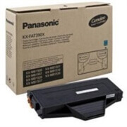 Toner Panasonic KX-FAT390X (črna), original