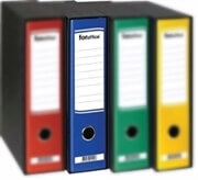 Registrator Foroffice A4/80 v škatli (modra), 1 kos