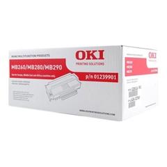 Toner OKI 01240001 (MB280) (črna), original