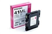 Gel kartuša Ricoh GC41M LC (405767) (škrlatna), original