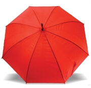 Dežnik Zeus, rdeča