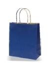 Darilna vrečka, srednja, modra