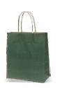 Darilna vrečka, srednja, zelena