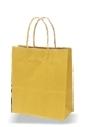 Darilna vrečka, srednja, rumena