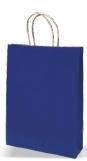 Darilna vrečka, velika, modra