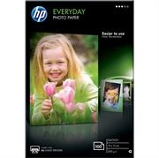 Foto papir HP CR757A, A6, 100 listov, 200 gramov