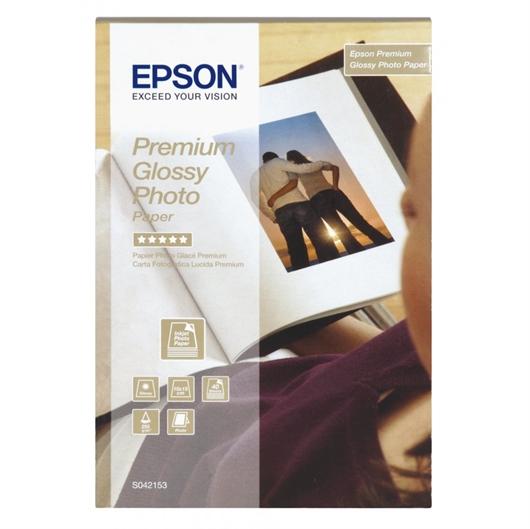 Foto papir Epson C13S042153, A6, 40 listov, 255 gramov