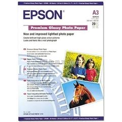 Foto papir Epson C13S041315, A3, 20 listov, 255 gramov