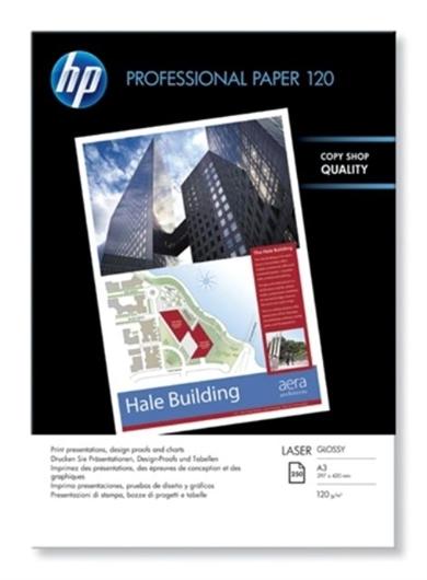 Foto papir HP CG969A, A3, 250 listov, 120 gramov