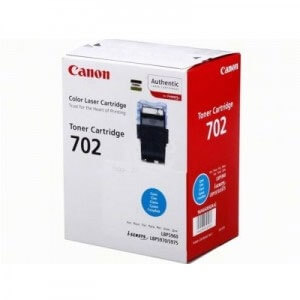 Toner Canon 702 (9644A004) (modra), original